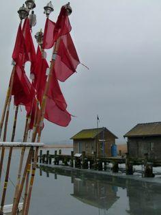 Winter im Hafen von Gager auf Rügen (c) FRank Koebsch  (3) #wirsindinsel!