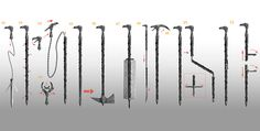 Cane Sword Ideas from Assassin's Creed Syndicate