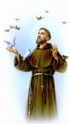 Casa de Euterpe: Oração de São Francisco