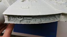 SirCharles77's Hasbro Millennium Falcon Conversion