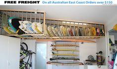 Surfboard Storage Idea Surf Pinterest Surfboard