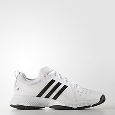 5bcb3b6559eeb Adidas Barricade Classic Bounce Men s Tennis Shoes - White black