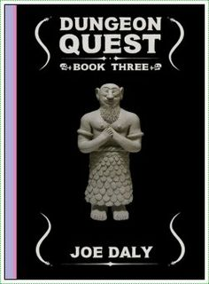 Dungeon Quest Book Two by Joe Daly