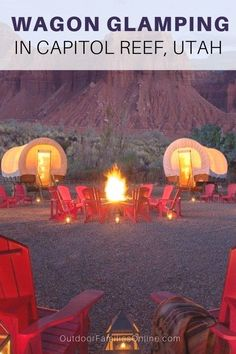 Experience the old west at Capitol Reef Resort, offering cabins, teepees, and authentic Conestoga wagons, at the doorstep of Capitol Reef National Park. Oh The Places You'll Go, Places To Travel, Travel Destinations, Travel Diys, Travel Gadgets, Luxury Travel, Travel Usa, Texas Travel, Hawaii Travel