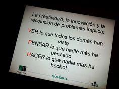 Los pasos y las claves para la innovación abierta: crea tu ADN innovador http://www.anahernandezserena.com/innovacion-abierta/