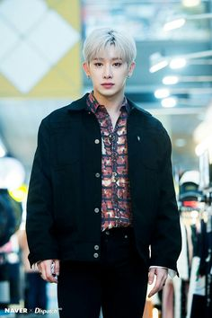 Monsta X #Wonho