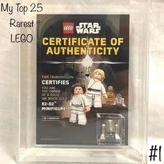 Lego War, R2 D2, Lego Star Wars, Certificate, White Gold, Feelings, Stars, Instagram, Ideas