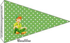 Peter Pan: tarjetería para imprimir gratis. 14 modelos diferentes.