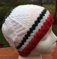 Ravelry: Hat #2 Pine Tree pattern by J.G. Miller