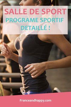 PROGRAMME COMPLET en salle de sport ! Programme fait pa un COACH PROFESSIONNEL :)