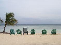 Beach in Belize by ChuckStewart, via Flickr
