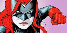 Batwoman in Batman Incorporated (2011)