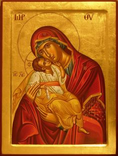 Hand-painted Orthodox icons made in old technique, painted with egg tempera on wooden panel in Byzantine, Russian and Greek styles. You can order icons from the orthodox iconography or custom made icons. Greek Icons, Paint Icon, Russian Icons, Christian Religions, Byzantine Icons, Religious Icons, Holy Family, Christian Art, Christian Gifts