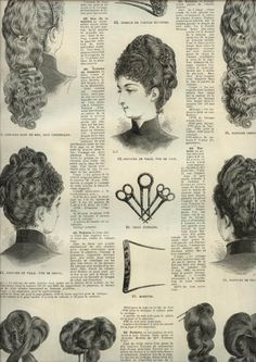 LA REVUE DE LA MODE ... July 11, 1886