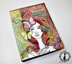 Tutorial Álbum de fotos - cuaderno de fotos 38