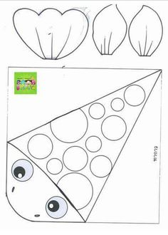 Cute Crafts, Diy And Crafts, Arts And Crafts, Games For Kids, Diy For Kids, Preschool Social Studies, Preschool Painting, Kindergarten Readiness, Printable Crafts