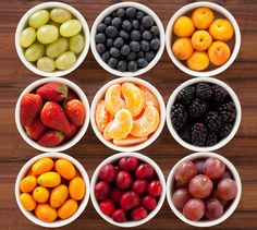 Fruit is the best finger food we know!  And yes, the sugar in whole fruit is healthy.