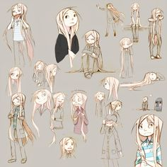 Dotdles by =Leaglem on deviantART ★ || CHARACTER DESIGN REFERENCES (https://www.facebook.com/CharacterDesignReferences & https://www.pinterest.com/characterdesigh) • Love Character Design? Join the #CDChallenge (link→ https://www.facebook.com/groups/CharacterDesignChallenge) Promote your art in a community of over 40.000 artists! || ★