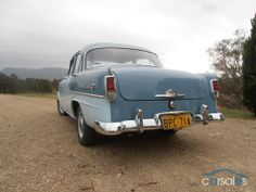 1958 Holden FC Special