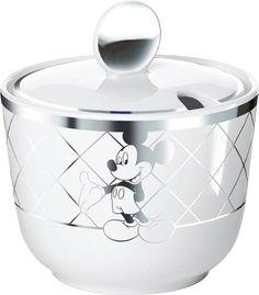 Mickey Mouse Sugar Bowl Oh I really need this! Cozinha Do Mickey Mouse, Mickey Mouse Kitchen, Mickey House, Disney Kitchen, Mickey Minnie Mouse, Disney Bathroom, Casa Disney, Disney Diy, Disney Dream