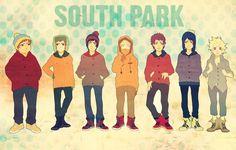 #southpark