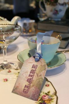 Detail of our stall at a wedding fair we attended at the weekend