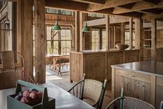Sun Valley Family Lodge-Miller Architects-09-1 Kindesign