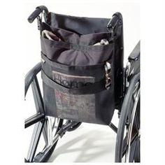 EZ-Access wheelchair back carryon