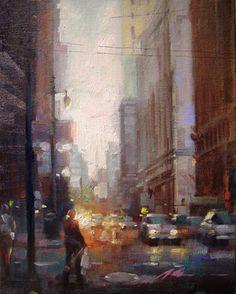Jian Wu: Traffic Lights