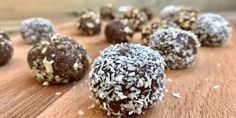 Sweets Recipes, Candy Recipes, Fun Cooking, Cooking Recipes, Dairy Free Keto Recipes, Light Desserts, Healthy Sweets, Healthy Snacks, Greek Recipes