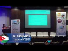 Fundamentally Games' Ella Romanos delivers a Show Me The Money track session at Pocket Gamer Connects Jordan on November 2 2019 discussing how to get your ga. Global Mobile, Show Me The Money, Game Engine, Pitch Perfect, Insight, Workshop, Apps, Atelier, App