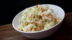 DOMA navařeno: Salát COLESLAW speciál Coleslaw, Cabbage, Rice, Vegetables, Eat, Food, Coleslaw Salad, Essen, Cabbages