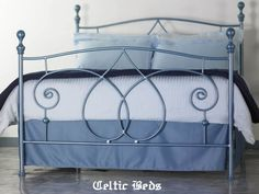 The Wrought Iron Bed Company - Celtic Beds - Wicklow