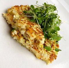 "Cauliflower ""Bread"" Grilled Cheese                      – Jennifer Fisher Jewelry"