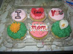 Cupcakes dia de la madre