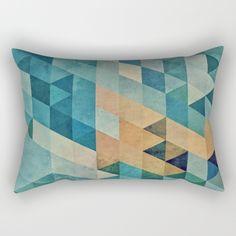 vyntyge pwwdr Rectangular Pillow