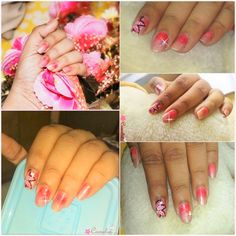 Step by Step : Nail Arts Made SUPER Easy: TUTORIALS