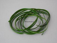 Seegras / Schilfgras in grün - Setzen Sie damit perfekte Dekoakzente in glasklaren Gefäßen, Vasen und Schalen.