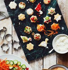Pois chiches croustillants aux épices & au parmesan - Trois fois par jour Bruschetta, Christmas Snacks, Christmas Recipes, Vegetable Pizza, Tapas, Dairy, Appetizers, Nutrition, Cheese