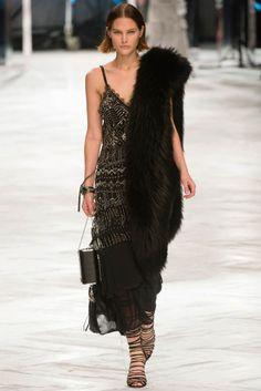 ROBERTO CAVALLI 2014 RUNWAY FASHIONS | Roberto Cavalli Spring 2014 | Milan Fashion Week
