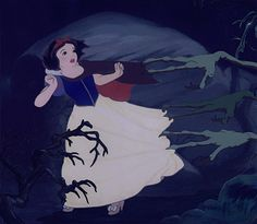 Snow White and the Seven Dwarves was based off of the famous fairy tale written by the Brothers Grimm in 1812. Description from disneygenderevolution.wordpress.com. I searched for this on bing.com/images