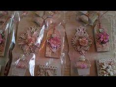 Teeny Tiny Embellishment Swap hosted by Scrapdaworld - YouTube