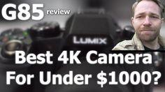 Panasonic G85 - One geek's review