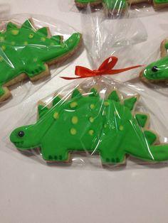 Dinossauros ( biscoitos )