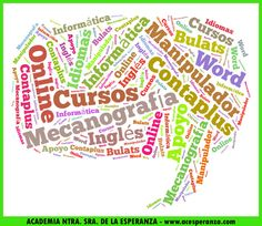 """¡Infórmate de todas nuestras novedades para este VERANO! www.acesperanza.com """"Apuesta por la FORMACIÓN"""" #malaga"""