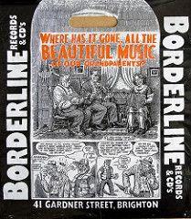 Borderline Records, Brighton (chilsta) Tags: bag vinyl plastic record…