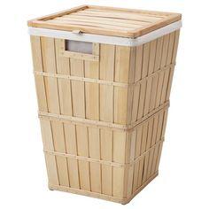 BRANKIS καλάθι για άπλυτα - IKEA