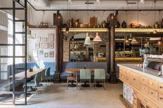 Zama restaurant by Todor Cosmin Studio, Cluj-Napoca – Romania » Retail Design Blog