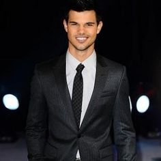 Team Jacob!  Taylor Lautner