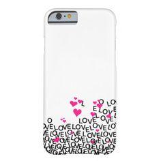 15%Off Use Code: SENDLOVEXOXO #ValentinesDay #Love #iPhone6case #Pink #Hearts